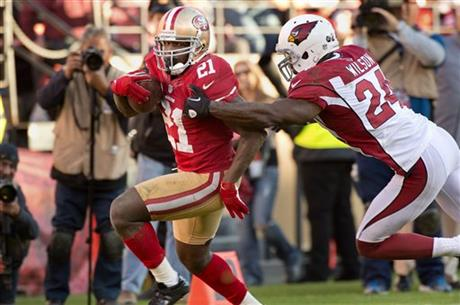 Cardinals 49ers Football