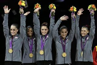 London Gymnastics Women Moving ON