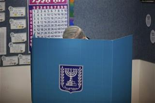 Mideast Israel Elections