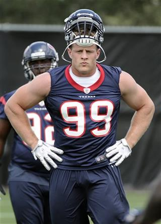 J.J. Watt