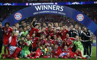 Britain Soccer Champions League Final