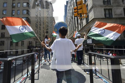 NY: India Day Parade - NYC
