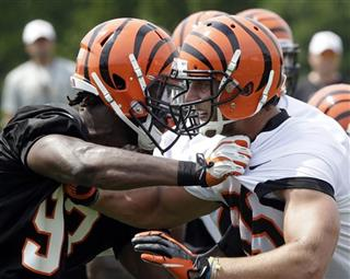 Tyler Eifert, Michael Johnson