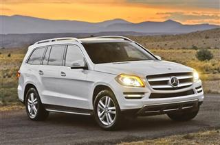 Behind The Wheel 2013 Mercedes Benz GL350