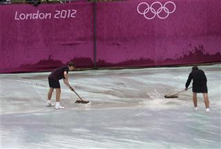 London Olympics Tennis 