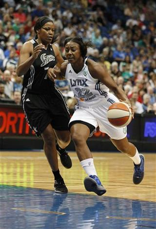 Monica Wright, Jia Perkins