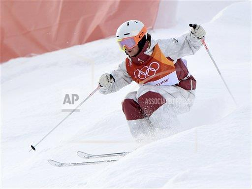 Watchf AP S OLY  CAN CPOTK Pyeongchang Olympic Freestyle Skiing Women