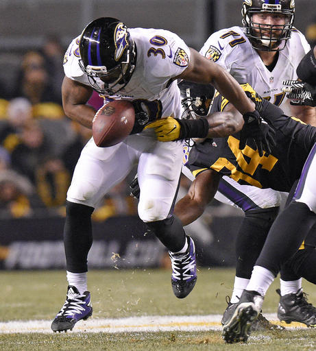 Kenneth Dixon, Lawrence Timmons