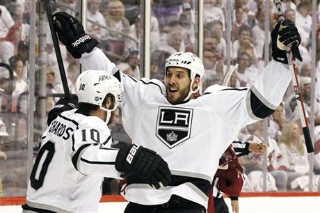 Dwight King, Mike Richards