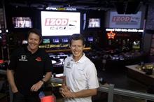 Scott Dixon, Ryan Briscoe
