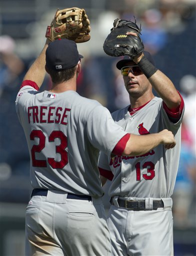 David Freese, Matt Carpenter