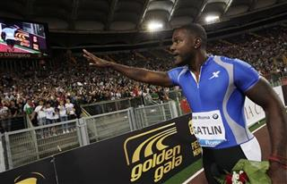 Italy Athletics Golden Gala