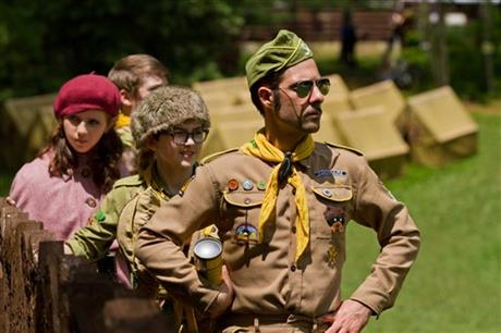Film Review Moonrise Kingdom