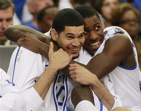 Eloy Vargas, Michael Kidd-Gilchrist