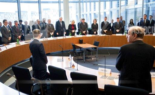 Special meeting of the Committee on Internal Affairs
