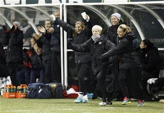 US Women Portland Soccer