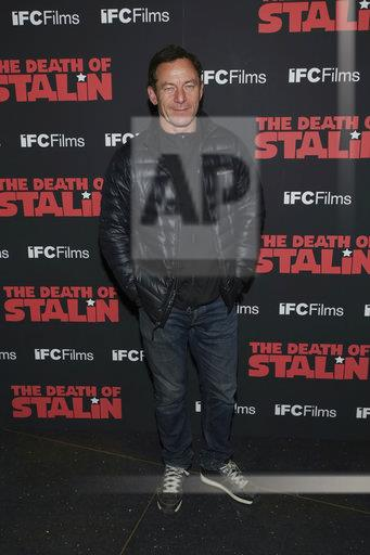 "NY Premiere of ""The Death of Stalin"""