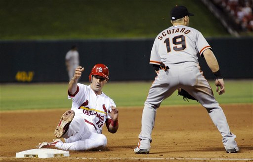 Matt Carpenter, Marco Scutaro