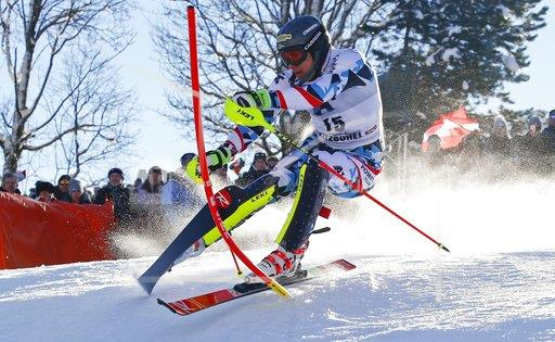 YE Austria Alpine Skiing World Cup