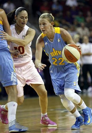 Sue Bird, Courtney Vandersloot