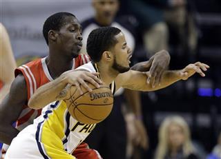 Rockets Pacers Basketball