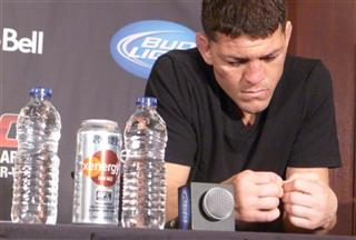Georges St Pierre, Nick Diaz,
