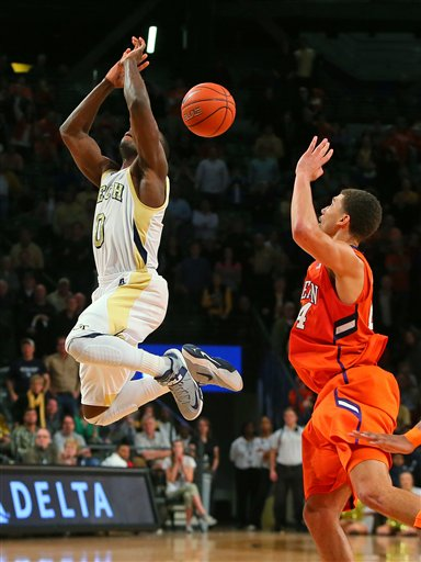 Clemson Georgia Tech Basketball