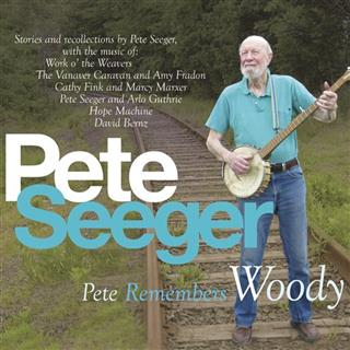 Music Review Pete Seeger