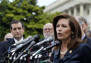 Michele Bachmann, Ted Cruz
