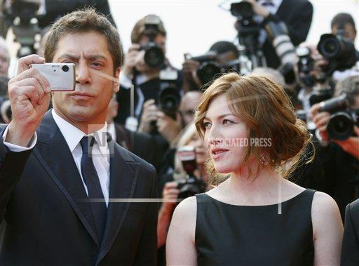 Film Cannes No Country For Old Men Arrivals