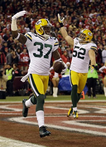 Sam Shields, Clay Matthews