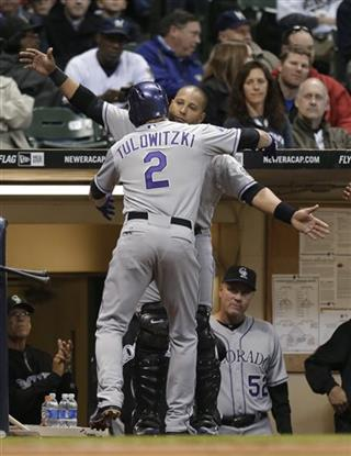 Troy Tulowitzki, Yorvit Torrealba