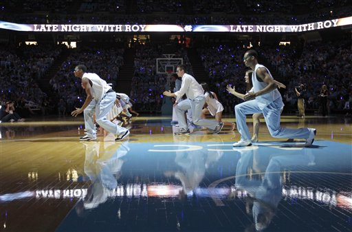 North Carolina Late Night Basketball