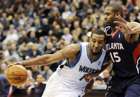 Derrick Williams, Al Horford