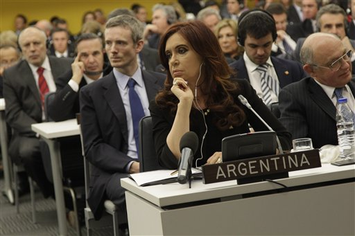 Cristina Fernandez de Kirchner