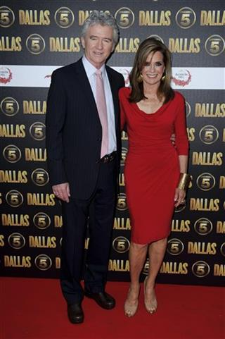 Patrick Duffy, Linda Gray