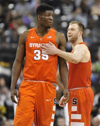 Syracuse vs Wake Forest  Bball 0
