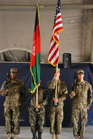 Afghanistan Brigades Transition