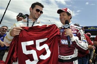 Michael Waltrip, AJ McCarron