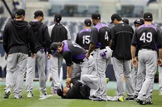 Todd Helton, Carlos Gonzalez