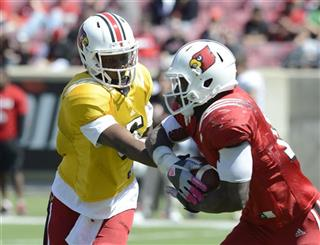 Teddy Bridgewater, Dominique Brown