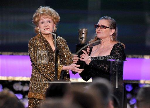 inVision Vince Bucci/Invision/AP A ENT CA USA CACJ145 21st Annual SAG Awards - Best Of