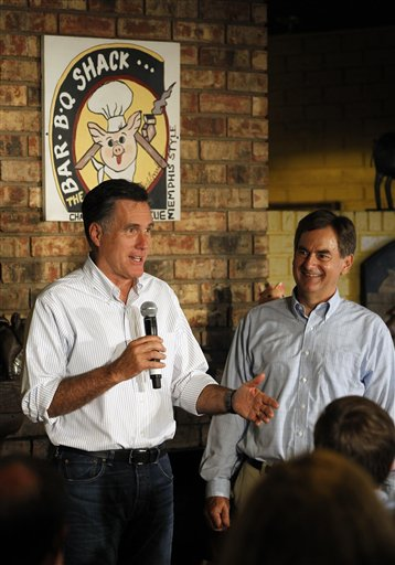 Mitt Romney, Richard Mourdock