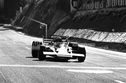 Watchf AP S CAR  FRA APHSL39789 France Clermont Ferrand Grand Prix of France