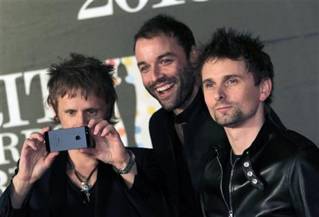 Dominic Howard, Christopher Wolstenholme, Matthew Bellamy