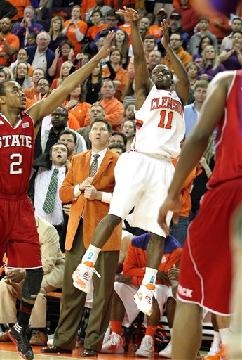 Lorenzo Brown, Brad Brownell, Andre Young