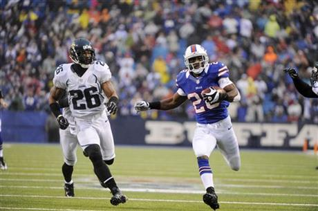 CJ Spiller, Dawan Landry