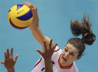Japan Womens Volleyball