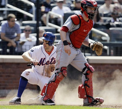 David Wright, Ryan Hanigan