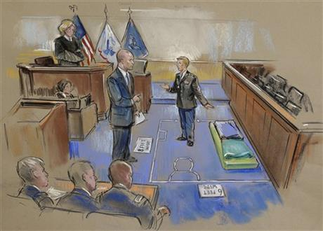 Bradley Manning, David Coombs, Denise Lind